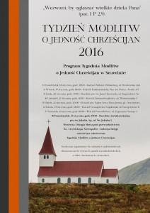 tydzień ekumeniczny 2016